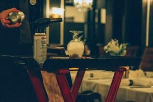 smoked Manhattan Hotel Retlaw