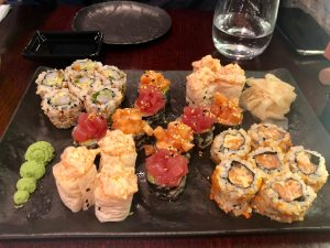Buba by Sumosan sushi in Moscow, Russia - best restaurants in Moscow