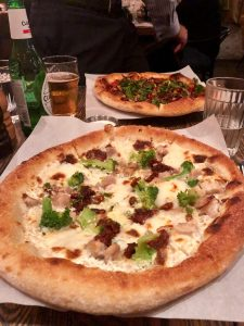 Zotman Pizza in Moscow
