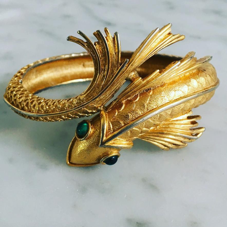 Koi Cuff Kelley Hollis Jewelry