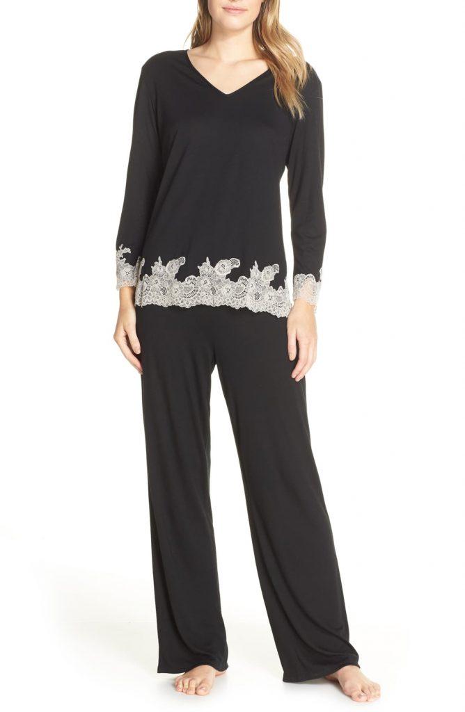 Luxe Shangri-La Pajamas