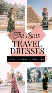 The Best Travel Dresses for Every Season by a Frequent Traveler