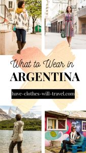 What to Wear in Argentina for Both Women & Men by a Resident