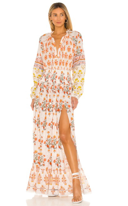 X REVOLVE Brio Dress HEMANT AND NANDITA brand:HEMANT AND NANDITA
