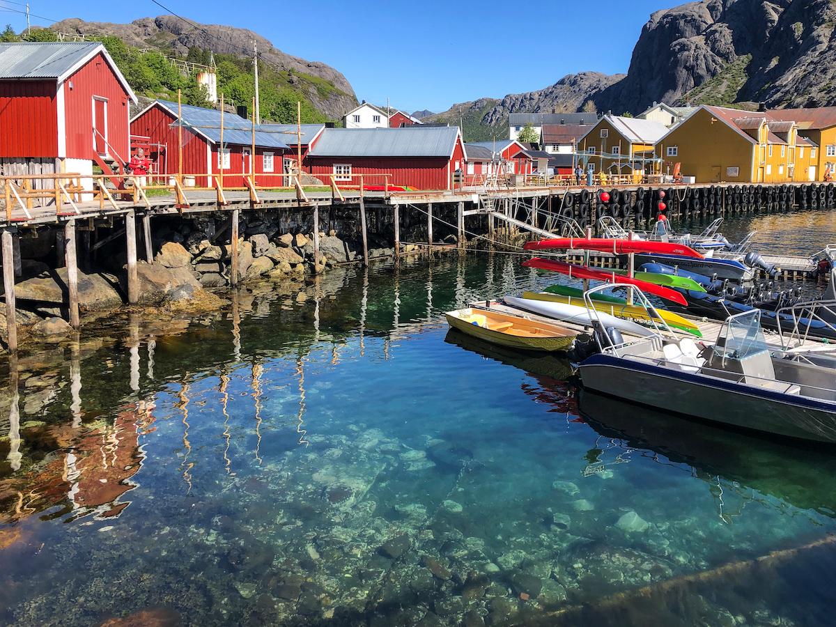 Nusfjord Arctic Resort