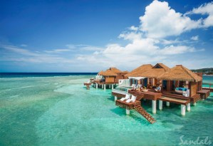 Sandals Royal Caribbean & Private Island overwater villas