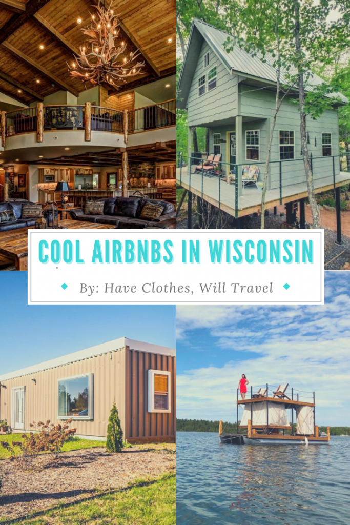 Coolest Airbnbs in Wisconsin