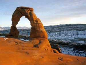 Arches National Park in Moab Utah