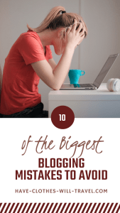 10 Blogging Mistakes to Avoid According to Pro Bloggers - Lindsay & Lindsey