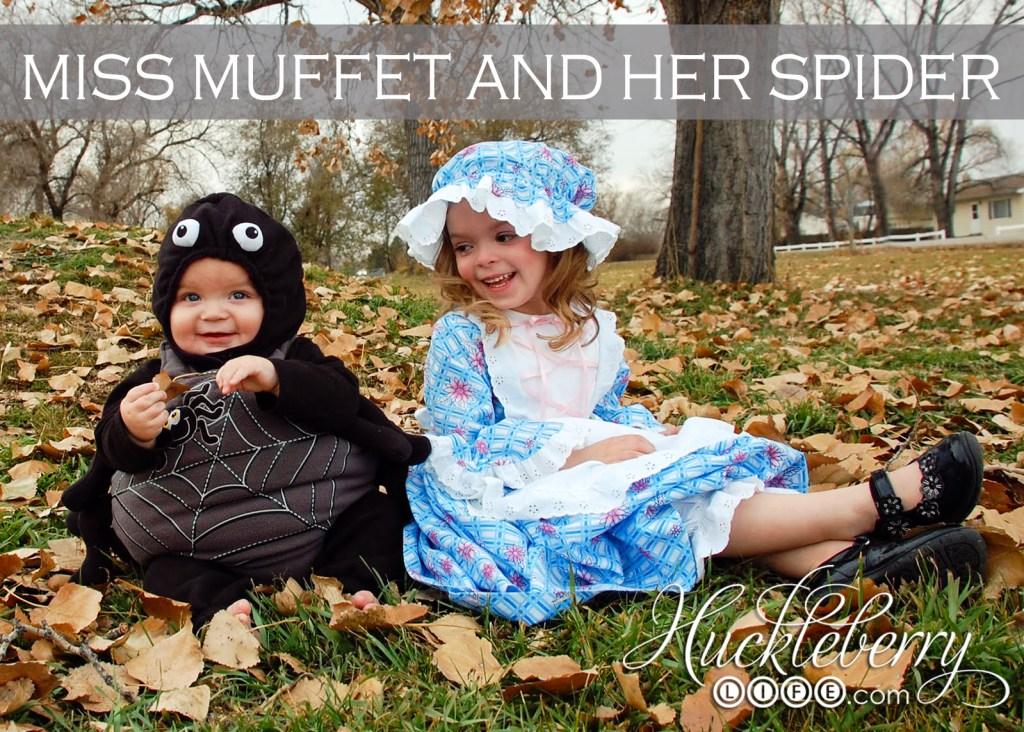 MISS MUFFET & HER SPIDER