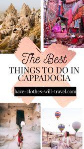 25 Amazing Things to Do in Cappadocia, Turkey