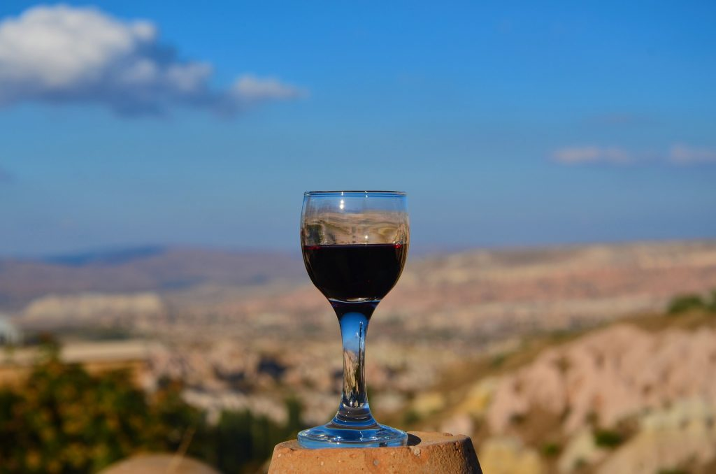 wine cappadocia