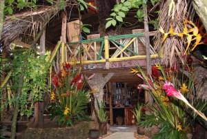 Jamaica, Great Huts Eco Resort
