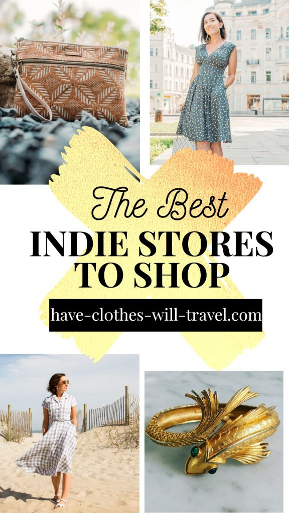 11 Amazing Indie Stores for Clothing & Accessories That I LOVE