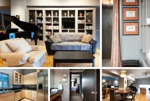 Relax in Style at an Exclusive Townhouse Loft