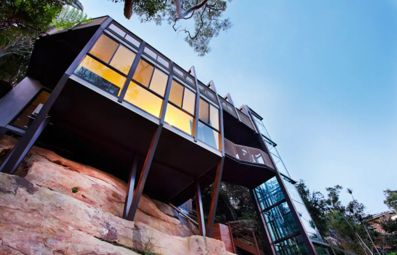 The TreeHouse luxury stay in Sydney