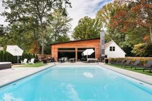 Sprawling Home with Chef's Kitchen & Pool Near Lake Michigan