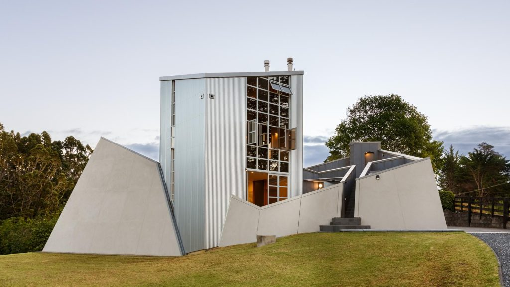The Gallery luxury stay in new Zealand
