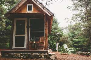 A Tiny House: A Simple Getaway In NoMich