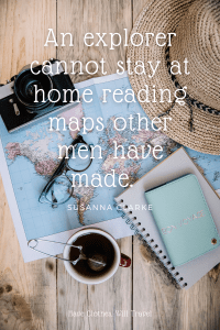 Inspiring quotes about exploring the world