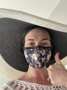 Masks are required when traveling to Turks and Caicos during COVID