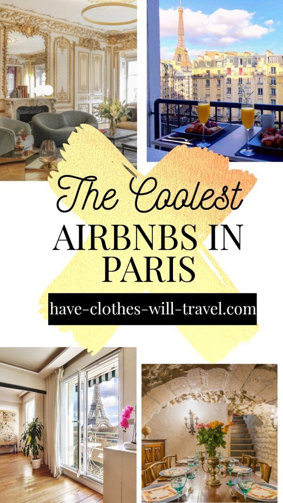 The Coolest Paris Airbnbs With Eiffel Tower Views & More!