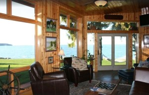 Waterfront Dream Cottage With A Million Dollar View