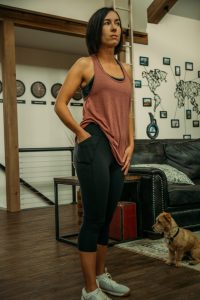 Exercise clothing from Shein review