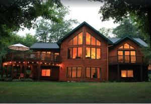 Peaceful lakeside cabin - Deerwood, Minnesota