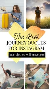 The Best Journey Quotes for Instagram Captions