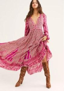 Happy Feelings Midi Dress