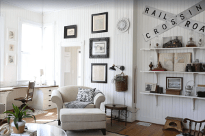 Remodeled cozy cottage (old railroad depot) - Gotham, Wisconsin