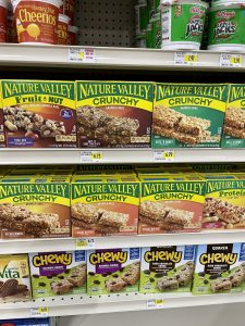 granola bars Grocery Prices in Turks and Caicos
