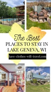 The Coolest VRBO Rentals in Lake Geneva, WI Featuring Lakefront Homes, Private Pools, Hot Tubs & More!