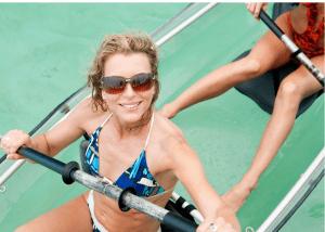 Take a Clear Kayak Tour in Mangrove and Iguana Island