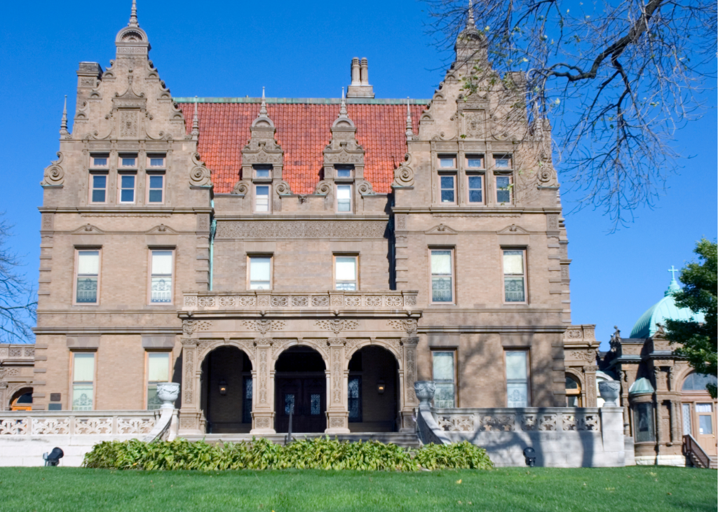 Brewery and Pabst Mansion Tour