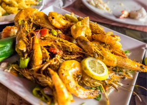 Try Sumptuous Island Cuisine in Grace Bay