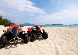 Embark on an ATV Adventure in Northwest Point and West Harbour Bluff