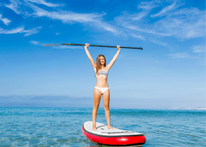 Go Paddle Boarding in Frenchmans Creek and Pigeon Pond Nature Reserve