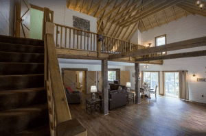 Historic, Renovated Coach House in the Heart of Sturgeon Bay