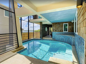 Riverfront Pool Home - New Smyrna Beach, Florida