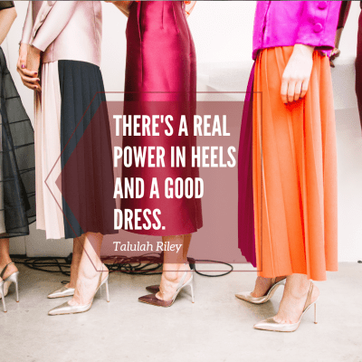 100+ Dress Quotes for the Perfect Instagram Caption