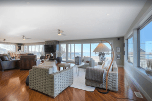 3-story Luxury Beach Front Home Close to North Beach - South Haven