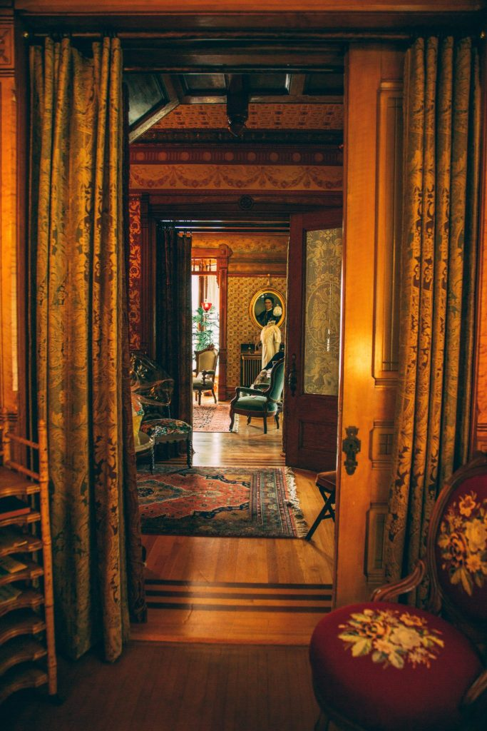 Relive the Victorian Era at Morgan House in Oshkosh one of the best things to do in Oshkosh Wisconsin