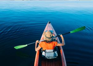 Go Kayaking on Lake Monona