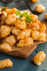 Cheese curds the ultimate madison wisconsin food