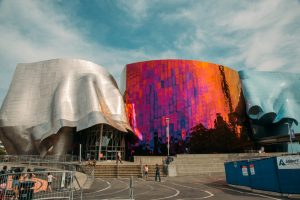 Museum of Pop Culture in Seattle Washington