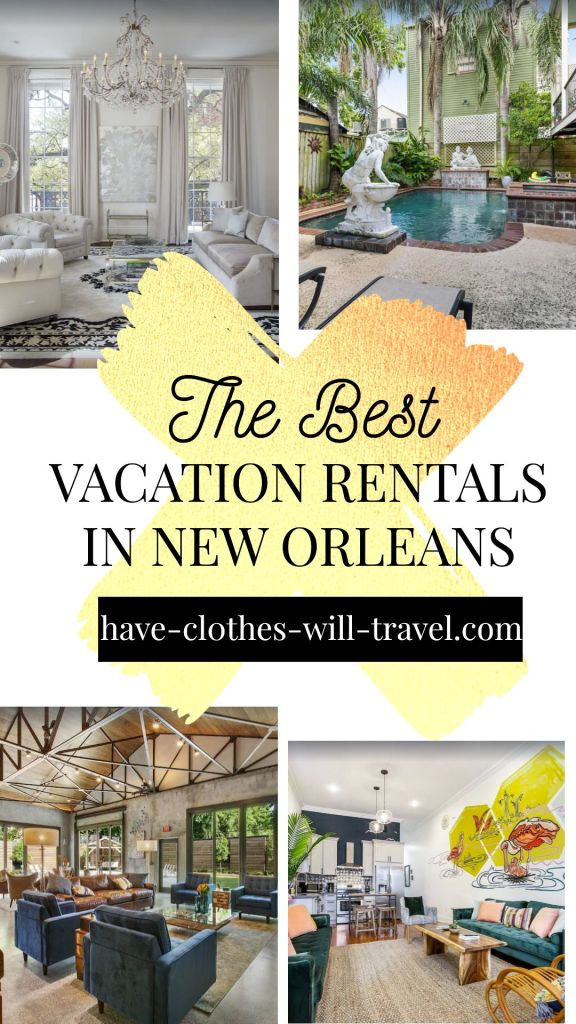 23 Of The Coolest VRBO Rentals In New Orleans (The French Quarter & Beyond!)