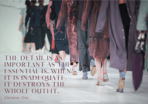 100+ Outfit Quotes For The Perfect Instagram Caption