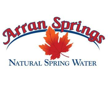 Arran Springs Logo